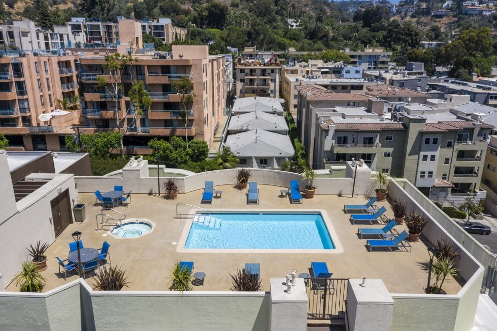 Apartments for rent in Hollywood, California